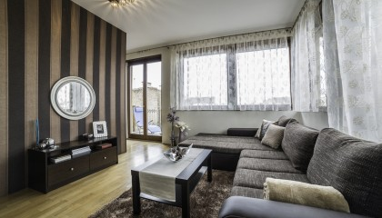 Kazinczy – Soho Penthouse Balcony+